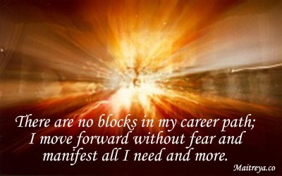 Affirmation for Career