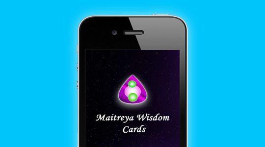 Wisdom Cards App