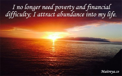 Affirmation for Attracting Abundance