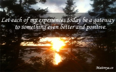 Affirmation for Being Positive