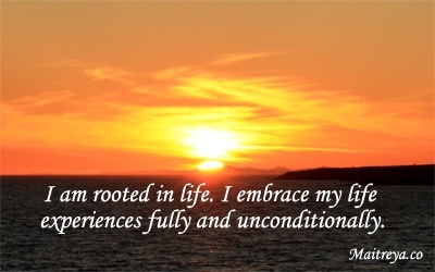 Affirmation for Root Chakra