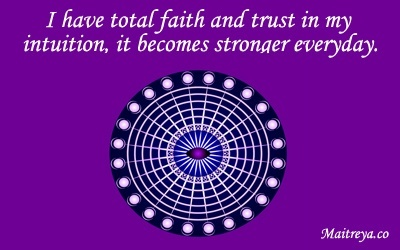 Affirmation for Third Eye Chakra