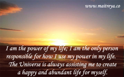 Affirmation for Self – Empowerment