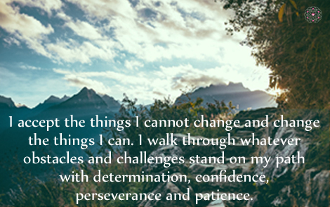 Affirmation for Accepting and Embracing Change
