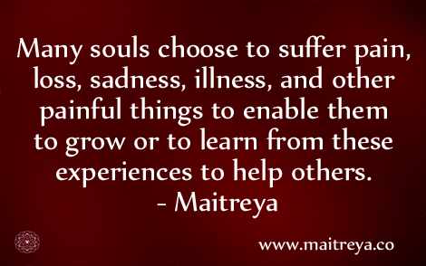 Learning from Suffering
