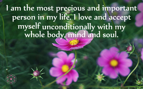 Affirmation for Self - Love