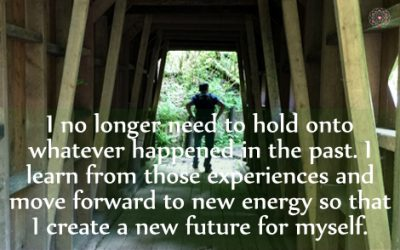 Affirmation for Letting Go of the Past