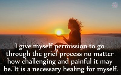 Affirmation for Healing through Grief